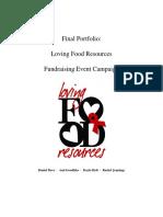 Loving Food Resources Portfolio