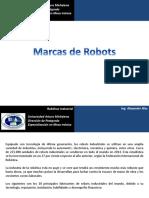 Clase 4 Marcas de Robots
