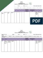 Planeador de Clase 2015 (18-25)