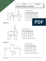 TD Transistor