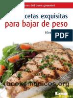 100 Recetas Exquisitas para Bajar de Peso.pdf