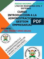 Introduccion a La Administracion y Gestion Empresarial Unu 2017