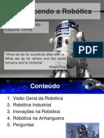 Conhecendo a Robótica