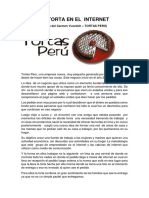 Tortas Peru