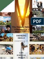 Chapter 2-Human Survival Skills-Maslow Theory