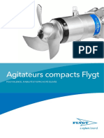 Agitateurs Compacts Flygt