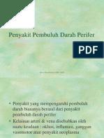 Penyakit Pembuluh darah perifer