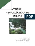 Central Hidroeléctrica de Jaruga