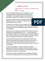 LA COMPETENCIA COMO ORGANIZADORA DE LOS PROGRAMAS DE INFORMACION