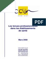2008 Tenue Du Personnel_CCLIN