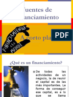 Financiar Al Corto Plazo