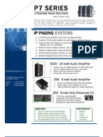 IP7 Paging Systems