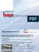 About Baja Construction