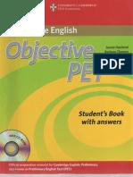 Objective PETstudent´s book Cambridge