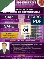 Esp. en Software de Estructuras Lsg