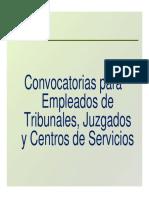 Instructivo de Inscripcion Convocatoria Empleados juzgado