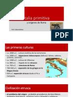 Italia Primitiva Corr