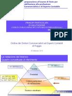 Il Bilancio - Criteri Di Valutazione - Favino - Lezione Del 05.02.2016 (...