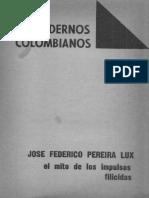 Pereira-1976 Mito Impulsos Filicidas