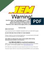 Aem Efi Basics v1.3