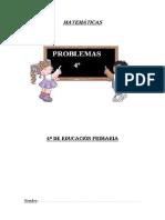 FICHAS DE PROBLEMAS 4º SANTILLANA EDITORIAL SABER HACER.pdf