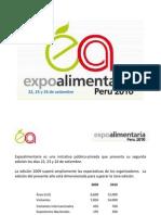 Anexo 1 -  Expoalimentaria 2010