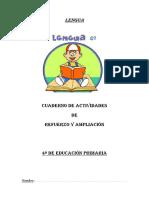 ACTIVIDADES DE REFUERZO Y AMPLIACION  LENGUA 4º SABER HACER SANTTILLANA.pdf