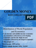 Distribution of World Population and Economic, 2006