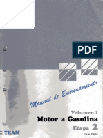 1.- Motor a Gasolina