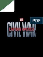 Marvel - Civil War