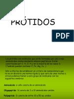 prótidos