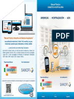 Folleto Manual Práctico Diabetes Hospitalaria