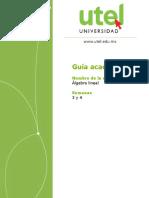 Cuestionario Open Class Recuperción Sem 3 y 4
