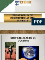 Competencias Del Docente I Presentación