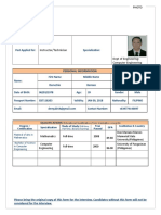 Candidate Profile Summary Sheet - Philippines.doc