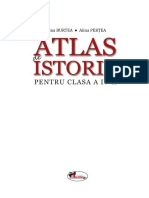 Pages From Atlas de Istorie Clasa a IV A