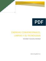 Consumo de Energía Eléctrica