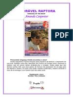 Amanda Carpenter - Adorável Raptora (Bianca Dupla 514.2)