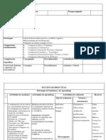 Fichas de Planificacion