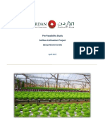 Soilless Cultivation Project- Zarqa