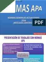 Exposicion Normas Apa 1
