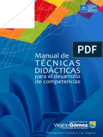 Manual Tecnicas Didacticas y Evaluativas