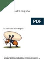 La Hormiguita.pptx
