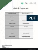 Portafolio Rubén Á. Puc Totosao Temas Selectos U1,2