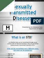 STD Presentation