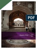 Olin PhD Brochure