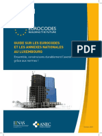 Guide Eurocodes Et Annexes Nationales