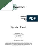 Manual_Magnetometro_G-856A & AX OP MAN