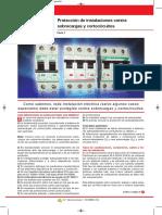 76_24 Ing. Carlos A. Galizia. Protección de instalaciones contra Sobrecargas y Cortocircuitos. Parte 1..pdf