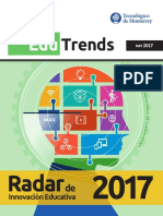 EduTrends Radar 2017
